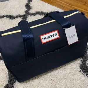 Limited Edition Hunter Duffle Bag